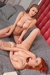 Marina Visconti & Viola aka Annabelle
