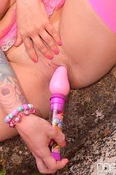 LiLy Madison pink busty HD