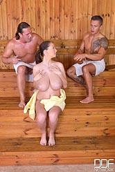 Lucie's Sauna Cum Bath