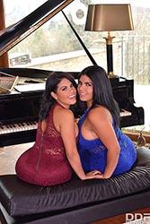 Kesha Ortega & Sheila Ortega