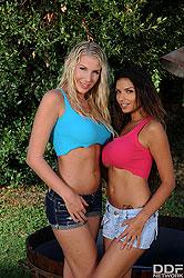 Krystal Webb & Danielle Maye